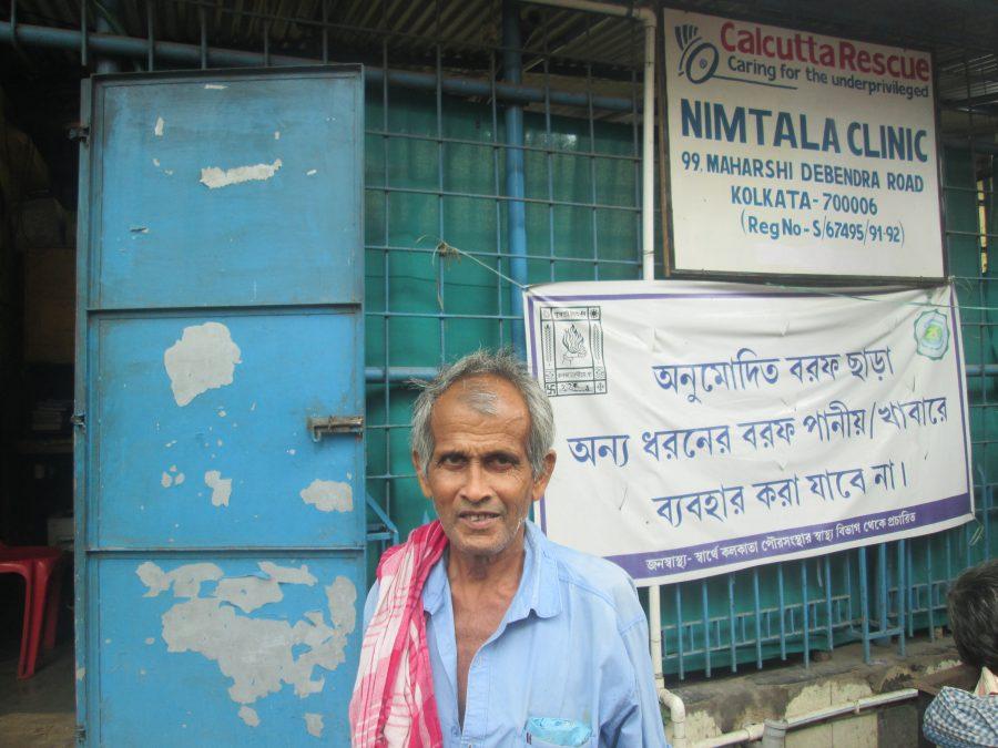 Dilip geht es nach seiner Operation viel besser.