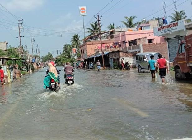 Mitten in der zweiten Welle der Covid-Pandemie traf am 26. Mai 2021 ein Super-Zyklon namens Yaas auf Westbengalen.